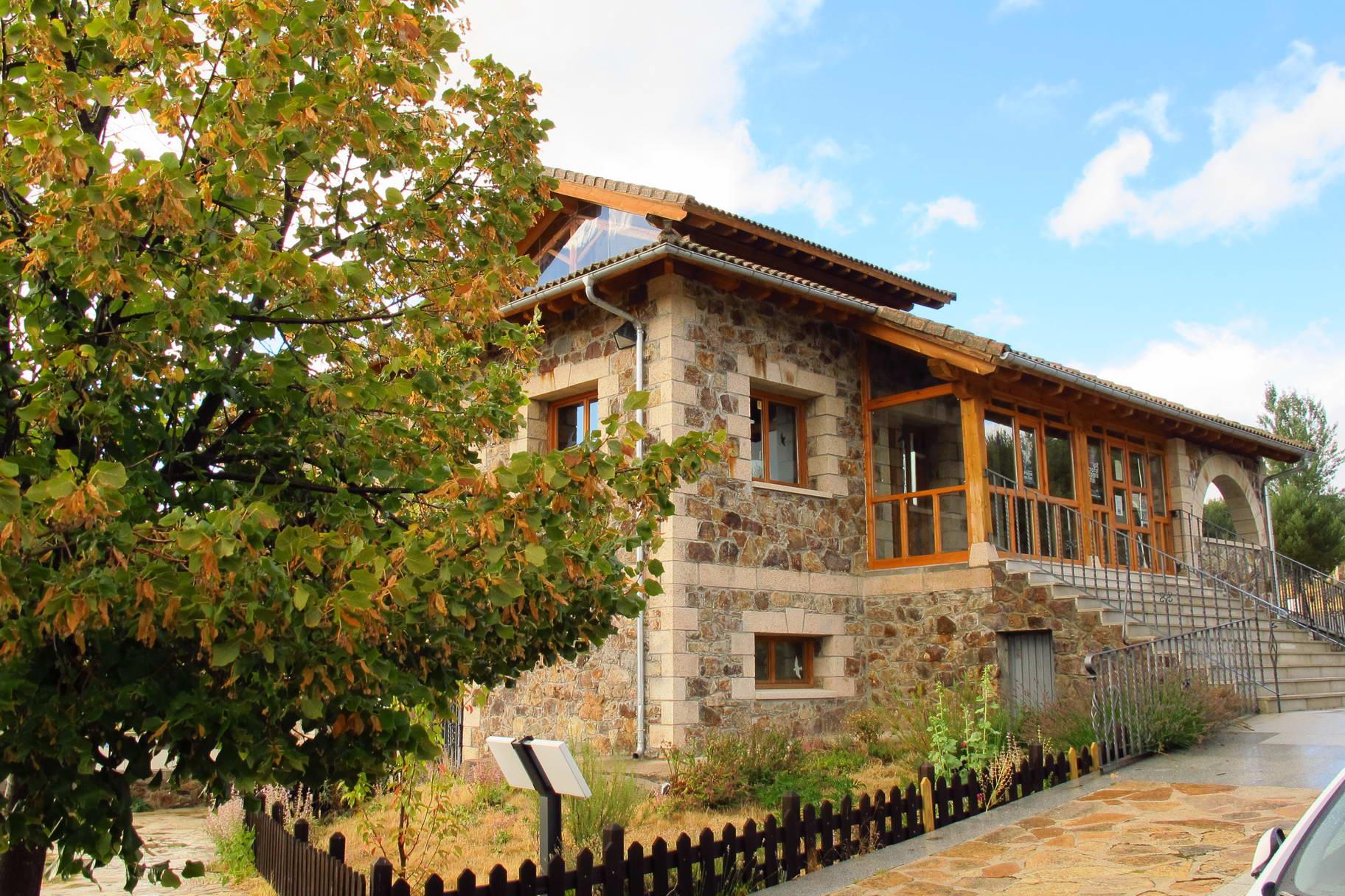 Casa del Parque Pinos Cimeros